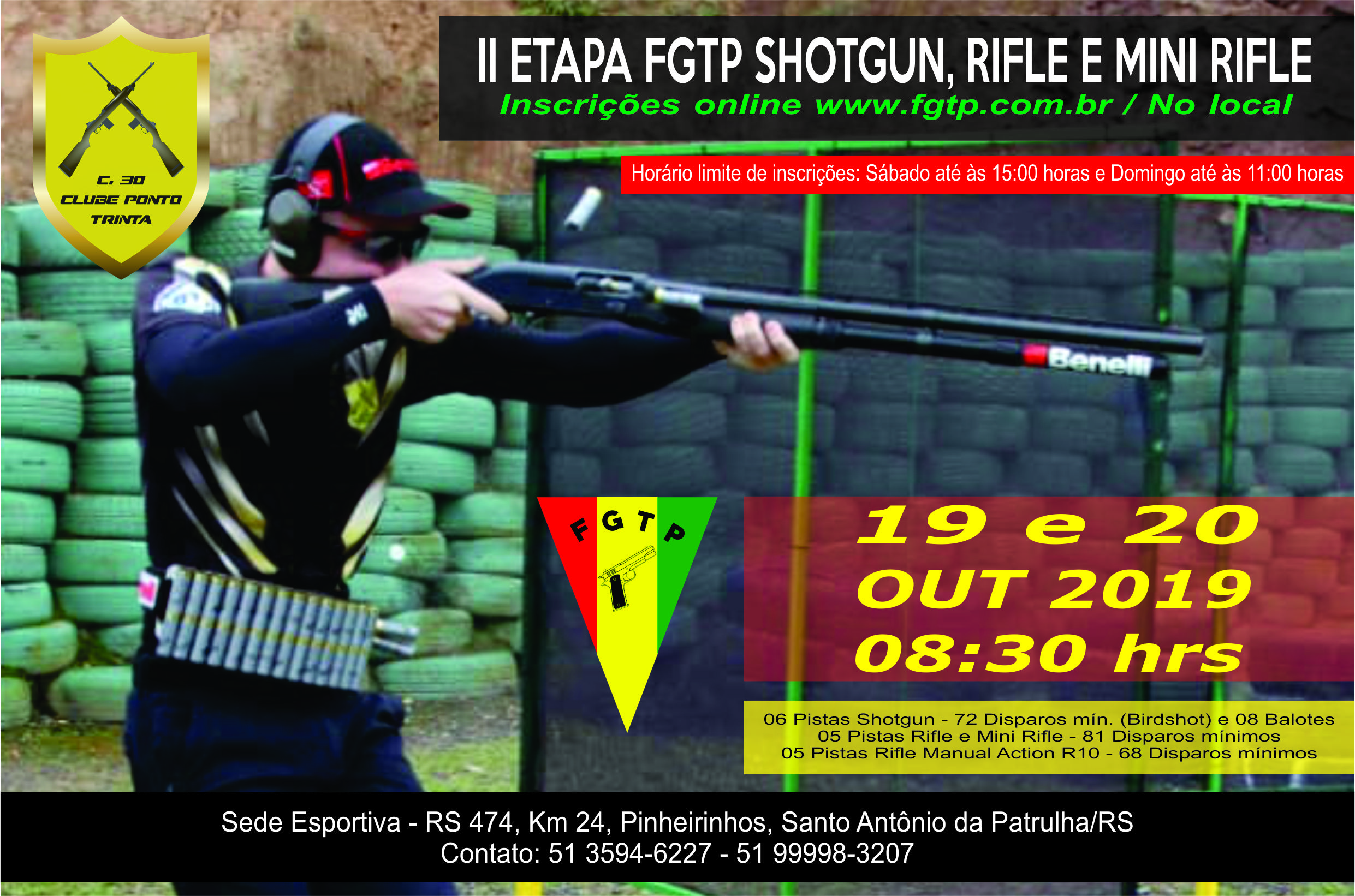Ponto30-Folder Shotgun 19 e 20102019