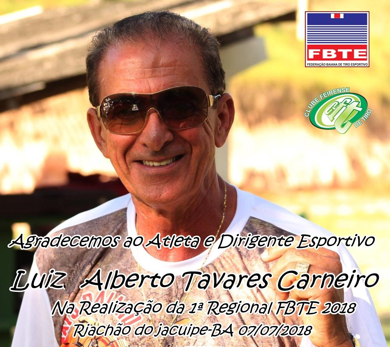 homenagem a LUIZ Tavares