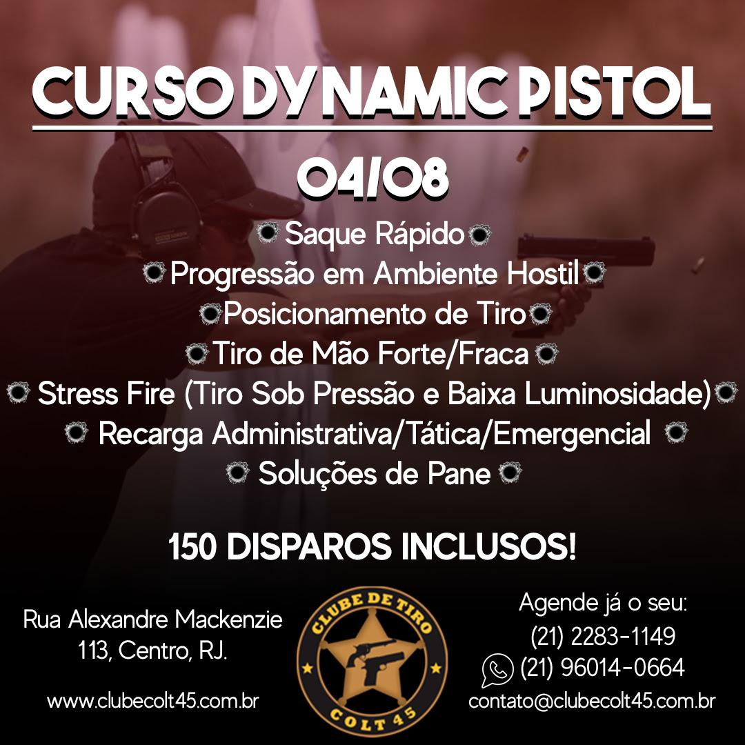 CURSO DYNAMIC PISTOL 1