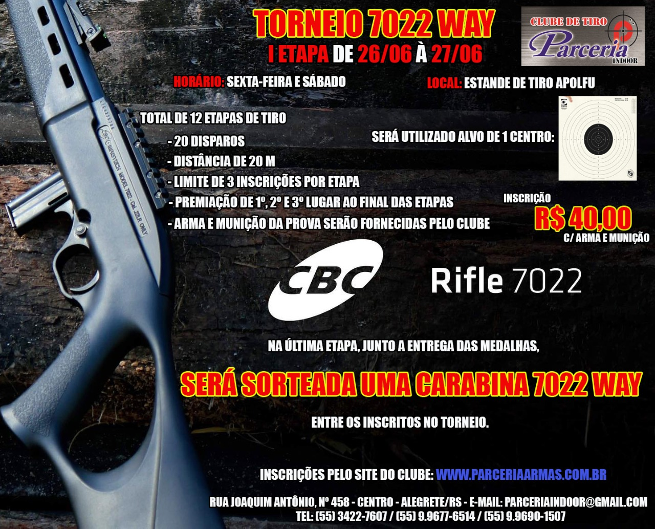 TORNEIO 7022 WAY