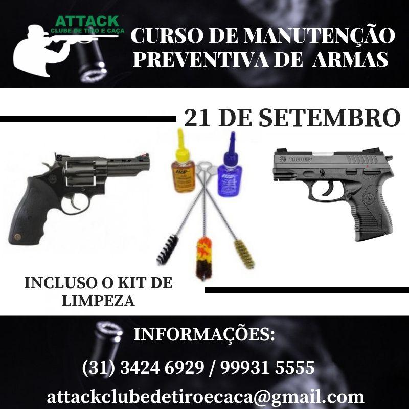 CURSO DE MANUTENÇÃO PREVENTIVA DE ARMAS (7)