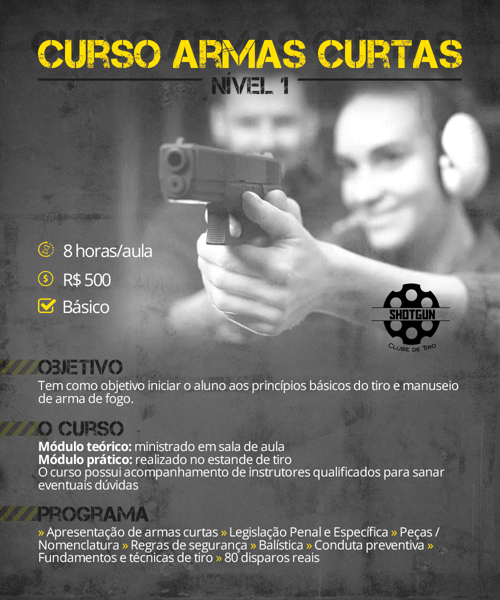 Armas_Curtas_-_nível_1